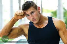 Czech bodybuilding champion, Petr!