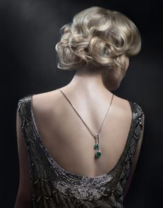 Yael Designs Serendipity collection #emerald