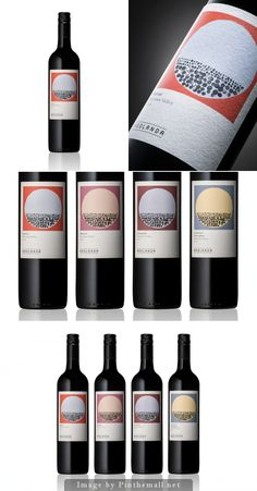 Moolanda very pretty wine #packaging curated by Packaging Diva PD created via http://www.thedieline.com/blog/2014/8/5/moolanda