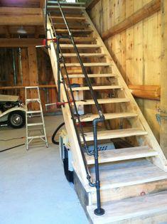 Best Galvanized Pipe Deck Rail Deck Pinterest 400 x 300