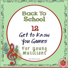 ♫ 12 Back to School