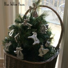 The Blue Willow House — thrifting and repurposing with souhern style