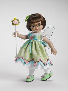 Ann Estelle by Mary Engelbreit felt cuti, doll hous, doll compani, princess ann, ann estell, estell fairi, tonner doll, friend, doll costum