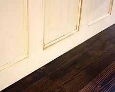 Refinishing wood floors