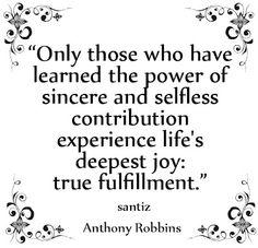 Fulfillment~