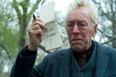 Max von Sydow as The Renter Nominee 2012 Best Actor in a Suporting Role