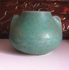 Early Roseville pottery vase?