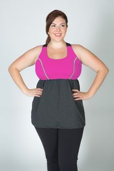 Check out @LolaGettsActive (lolagetts.com) for stylish, high-quality activewear in plus sizes!
