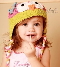 Cute toddler girl picture.