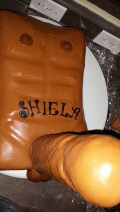 Penis cake #cakelady