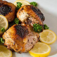 Sticky Lemon Chicken - Real Mom Kitchen