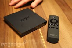 Amazon's Fire TV promises a premium set-top experience (update: hands-on video) $99
