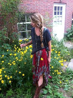cowgirl boots, skirt style, cowboy boots, crochet dresses, outfit