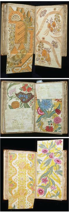 Pattern designer James Leman, born in 1688