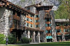 The Best National Park Lodges, Yosemite