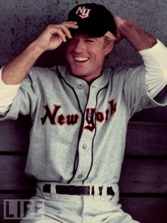The Natural  Robert Redford