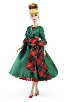 Yuletide Yummies Barbie Doll- 2012 Collectible Holiday Dolls - Barbie Fan Club Dolls -  Barbie Collector