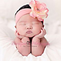 newborn pictures, newborn photography, flower headbands, cutest babies, newborn photos, newborn pics, baby photos, asian babies, newborn poses