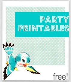 Has a link to lots of websites with free printables http://www.yesterdayontuesday.com/