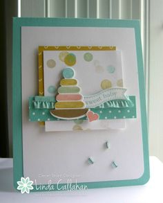 Wednesday, May 14, 2014 Stampin' Seasons: Baby Games - FMS136