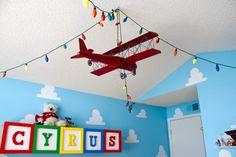 Toy Story-Themed Nursery - #nurserydecor #ProjectNursery