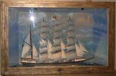 Ship Model - Lars Bolander Ltd