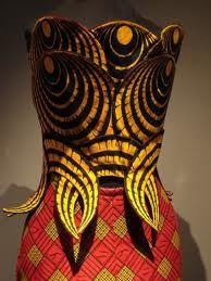 African dress!
