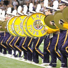 LSU Tiger Band