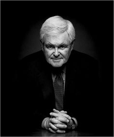 Newt Gingrich is an American politician, author, and political consultant. He represented Georgia's 6th congressional district as a Republican from 1979 until his resignation in 1999, and served as the 58th Speaker of the U.S. House of Representatives from 1995 to 1999. Gingrich is a candidate for the 2012 Republican Party presidential nomination.