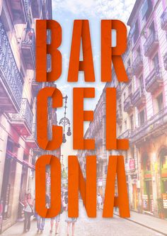 Barcelona, My dream place to go!!