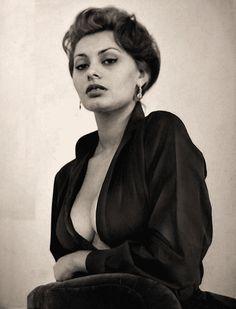a photograph of Sophia.