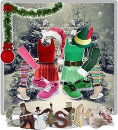 santa-running-costume-elf-running-costume -- possibility for December run