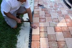 How to Create a Patio with Stone Pavers : A Step-by-Step DIY