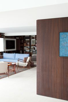 Apartment On Oscar Freire Str. in São Paulo by Felipe Hess - ph Fran Parente
