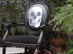 Skull Chair