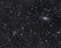 Galaxies in Pegasus