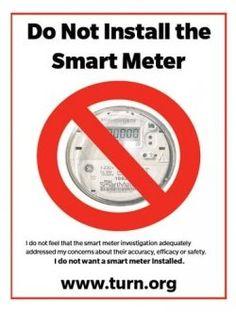 Beware of Smart Meters (also smart phones, tvs, computers, etc)