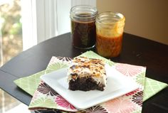 Chocolate Butterfinger Cake