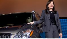 GM names Mary Barra as CEO - first woman to run major automaker