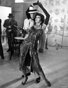 Fred Astaire and Cyd