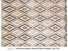 NEW ORIENTAL TIBETAN - Stark Carpet Rugs - Stark Carpet
