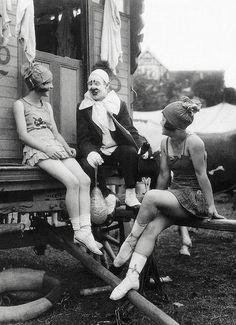1920's Circus Folk