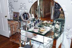 beauty tips, makeup vanities, dress room, dress tabl, dita von teese