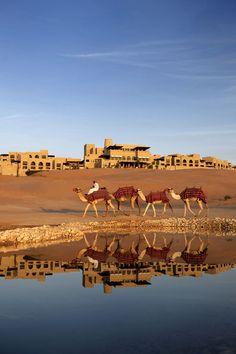 Al Sarab desert, Abu Dhabi