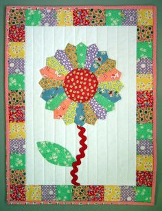 Pinterest Crafts And DIY | DIY's and Crafts / Dresden Plate