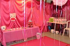 Medara's 1st birthday... polka dot Rainbow art party on Pinterest
