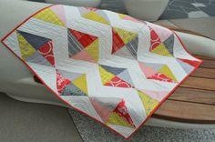 Kite Tails Quilt by Latifah Saafir