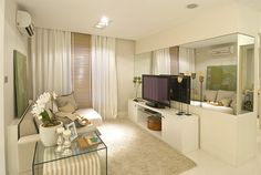 Sala de TV by planoeplano