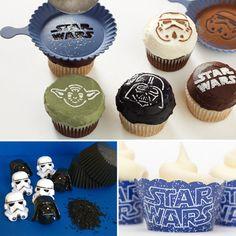 Star Wars Cupcake Decorations