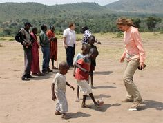 Rose-Hulman faculty traveled to Kenya striving to bring lighting and educational opportunities to students.